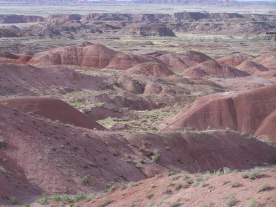 Painted Desert ภาพถ่าย