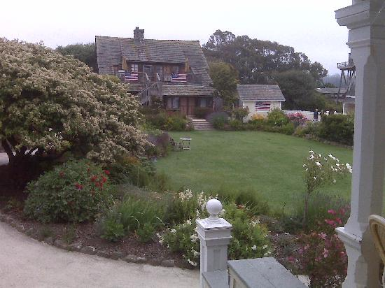 MacCallum House Restaurant: The View from Our Table
