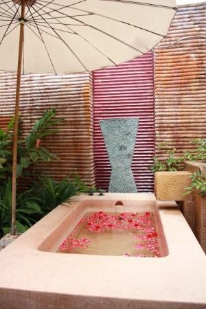 Hua Hin, Thaïlande : anantara spa
