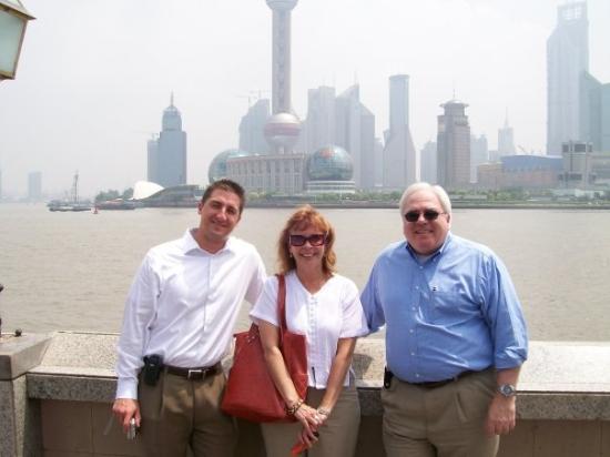 ทางเรียบแม่น้ำ: Shangahi, China 2007