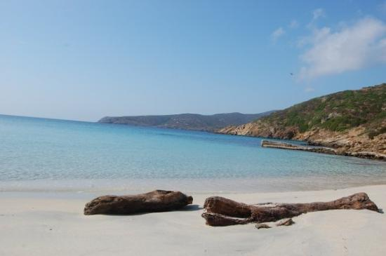 Asinara, Italia: cala sabina
