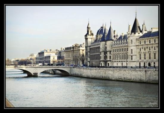 Conciergerie ภาพถ่าย