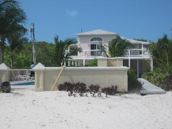 Aquamarine Beach Houses: Front of our House