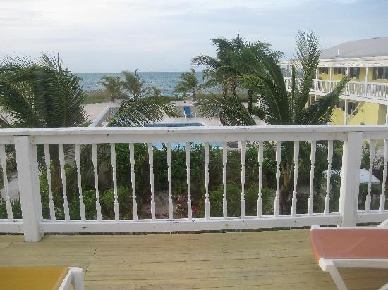 Aquamarine Beach Houses: From the deck