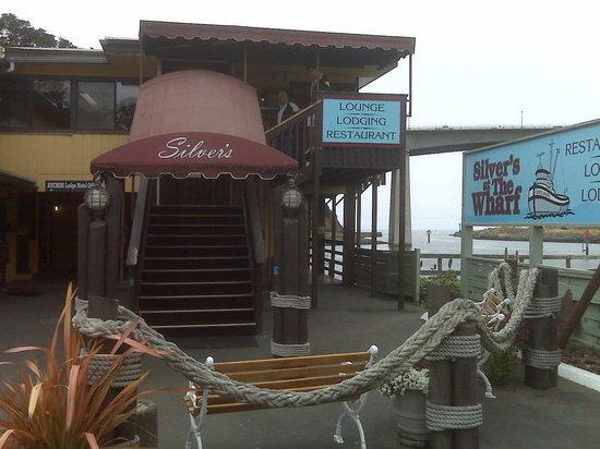 Silvers At The Wharf Fort Bragg Menu Prices Restaurant