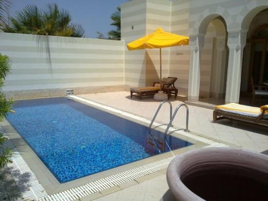 The Oberoi Sahl Hasheesh: Private Pool