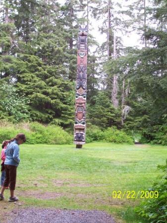 Sitka National Historic Park/Totem Park ภาพถ่าย
