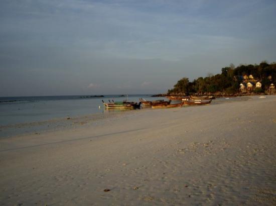 เกาะหลีเป๊ะ, ไทย: ที่พักในเกาะ Lipe 2009