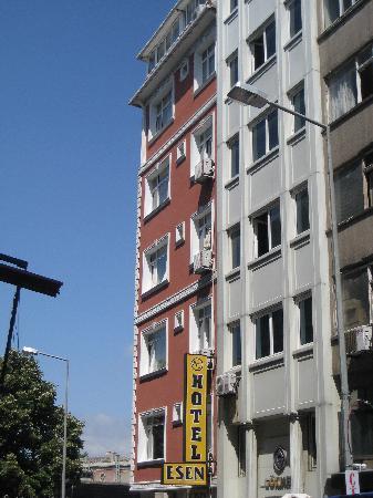 Grand Esen Hotel: Hotel Esen