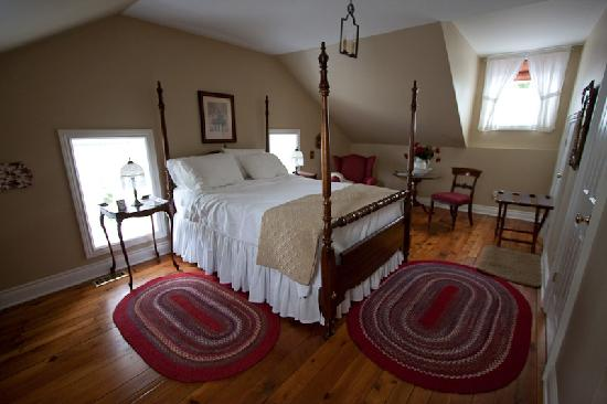 American Loyalist Peter Secord Inn c.1782 : Peter Secord Room