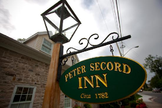 American Loyalist Peter Secord Inn c.1782