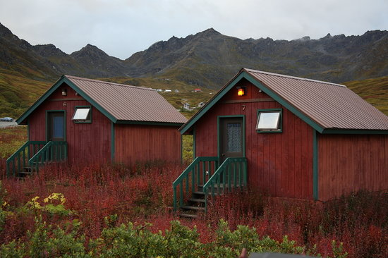 Hatcher Pass Lodge: Cabins 6 and 7