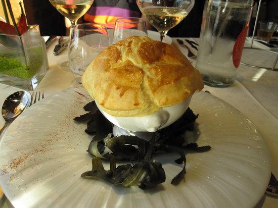 La Brasserie du Sillon: 前菜2