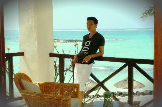 One&Only Le Saint Geran: Ocean suite