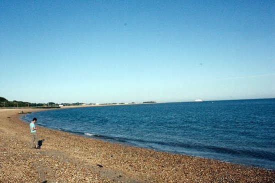 Fareham, UK: Stokes Bay