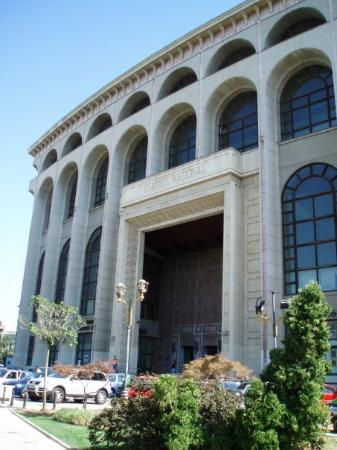 National Theatre: BUKAREST/BUCHAREST: Theater, theater, teatro