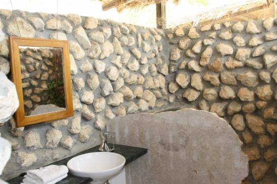Muscat Hills Resort: das Bad