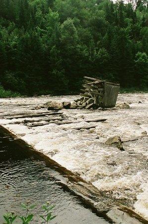 Portland, ME: the dam