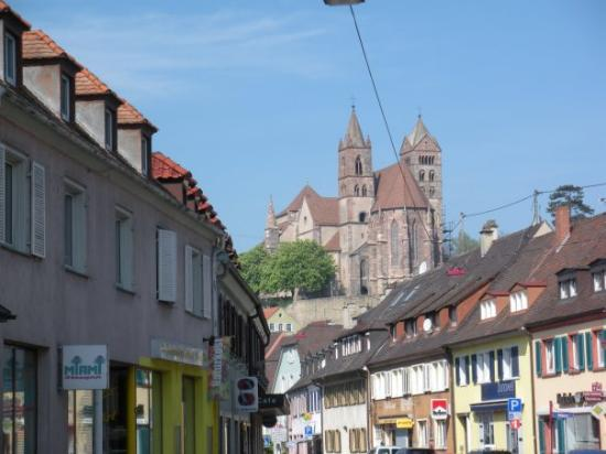 Breisach am Rhein, Germany: St Stephens Muenster in Breisach
