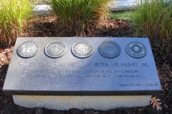 ราลี, นอร์ทแคโรไลนา: Vietnam War Memorial