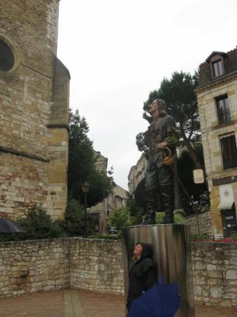 เบอร์เชอแรค, ฝรั่งเศส: we'll always have Bergerac...