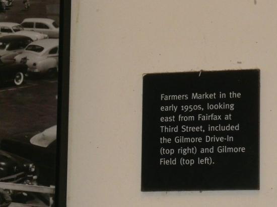 The Grove: Farmers Market Sta Monica LA 12.18