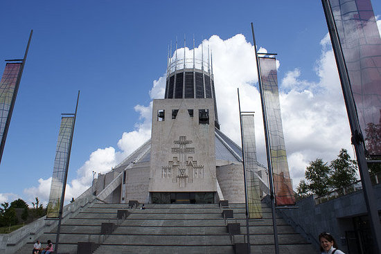 ‪Metropolitan Cathedral of Christ the King Liverpool‬