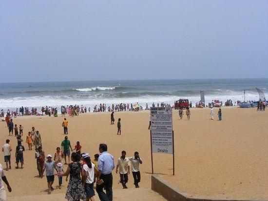Cola Beach: Calangute beach