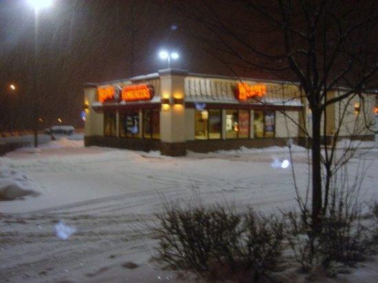 Wendy S Anchorage 1231 Muldoon Rd Restaurant Reviews