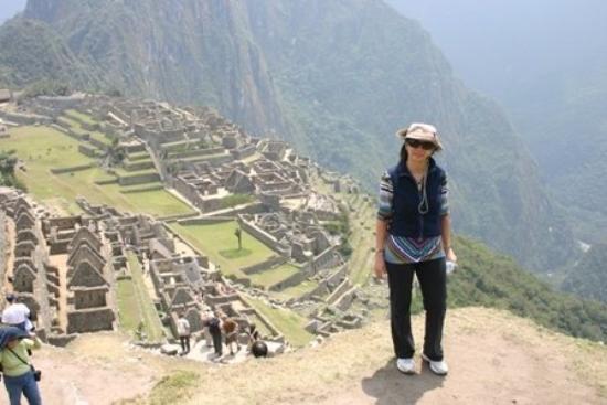Temple of the Sun: En la legendaria Machu Picchu en Peru