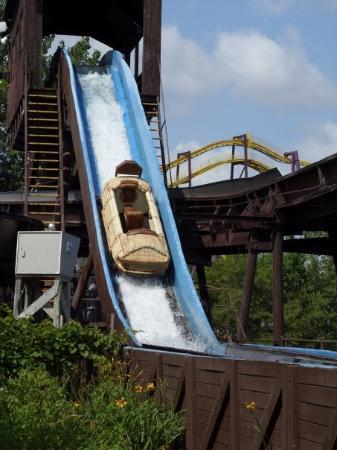 La Ronde Amusement Park : Me pareció lindo, y uno de los más suaves