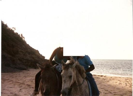 Carlisle Beach: passeggiata