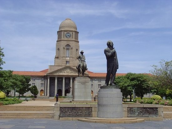 townhall of Pretoria