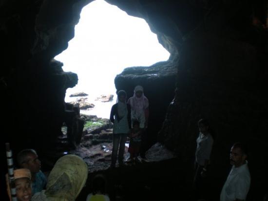 Hercules Cave: grotte d'hercule