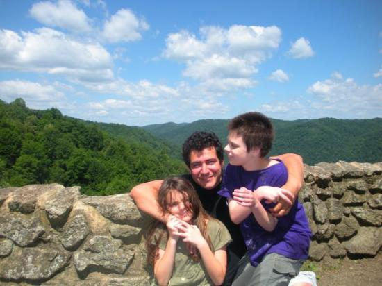 Shenandoah, เวอร์จิเนีย: We made it ! yeah!
