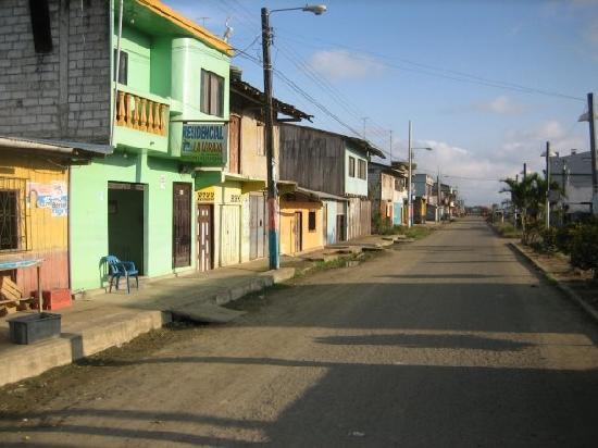 Muisne, Ecuador: Musine