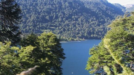 Temuco, Chile: Icalma, novena región Chile