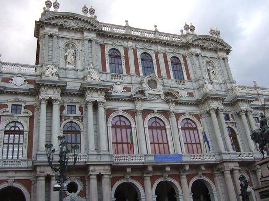 Turin, Italy: porta nuova