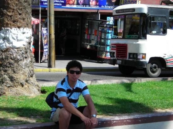 Tacna, เปรู: el mauri