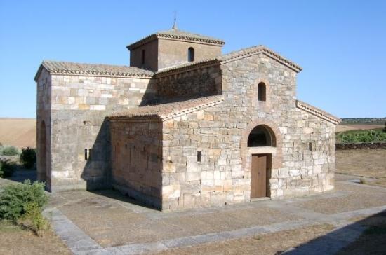 ซาโมรา, สเปน: Iglesia prerrománica San pedro de la Nave