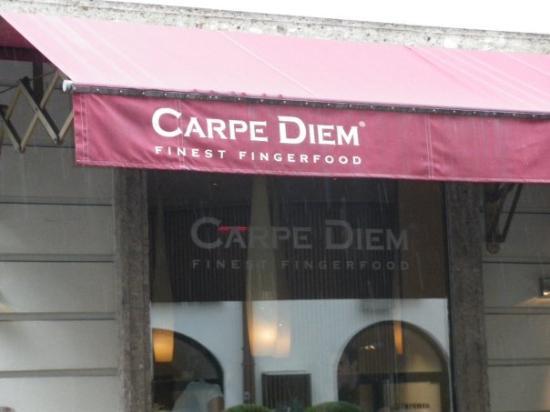 Carpe Diem Finest Fingerfood Foto