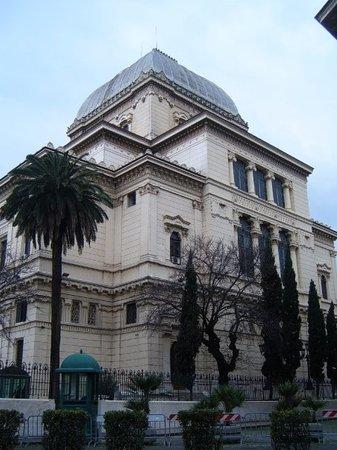 Museo Ebraico di Roma : Sinagoga en el Guetho