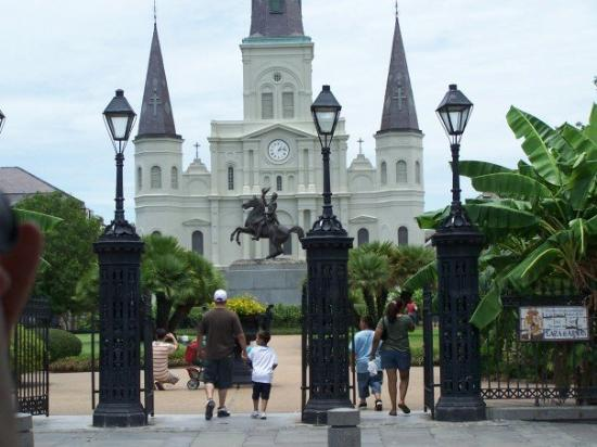 New Orleans, LA: Cathedral of St. James