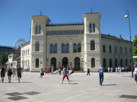 The Nobel Peace Center: Nobel Peace Center