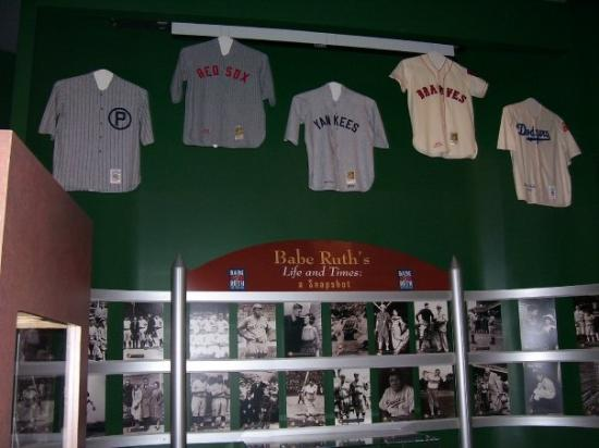 Babe Ruth Birthplace and Museum Image