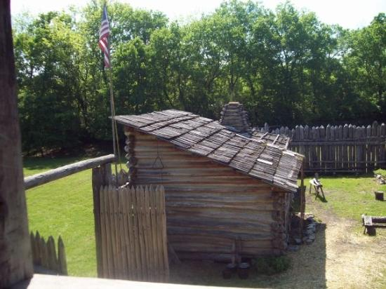 Historic Mansker's Station Frontier Life Center Foto