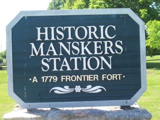 Historic Mansker's Station Frontier Life Center-billede