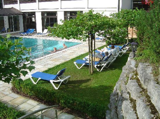 Alm- & Wellnesshotel Alpenhof: Piscine