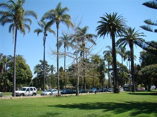 Santa Barbara, Californien: alice keck park memorial gardens