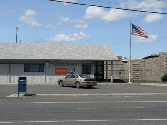 Post Office in Cowiche, Washington